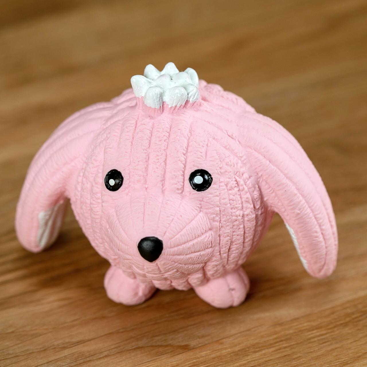 "Hundespielzeug Ball ""Bunny"""