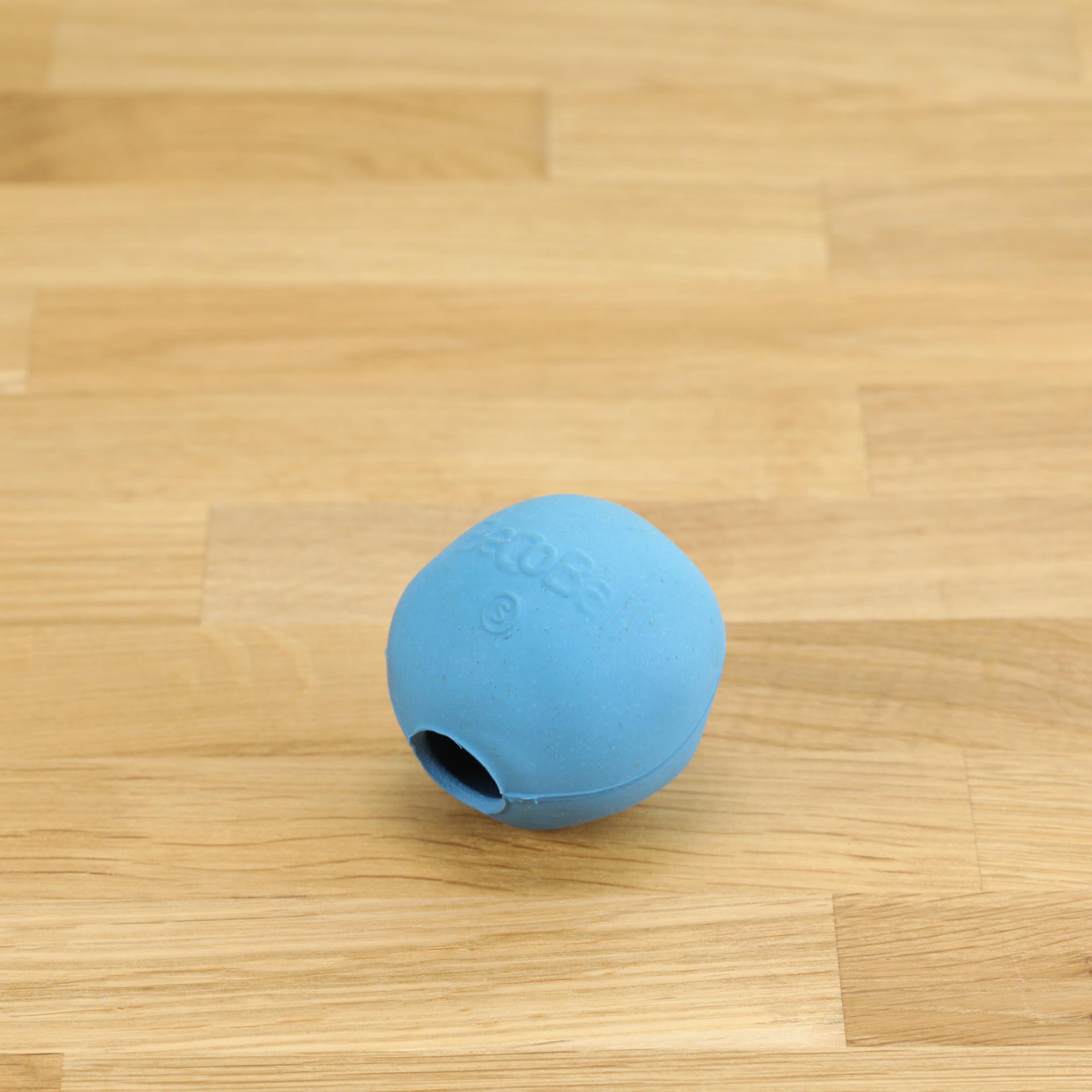 Naturkautschuk-Ball Blau