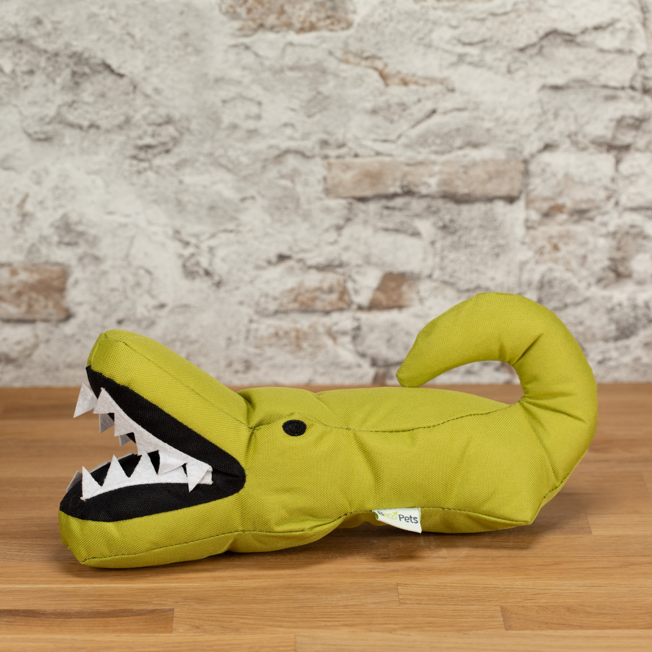 Hundespielzeug Aretha, das Krokodil