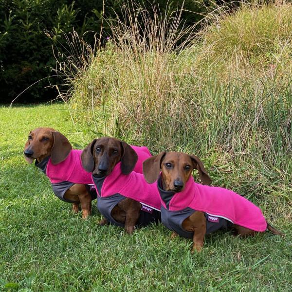 Hundepullover JumppaPomppa pink