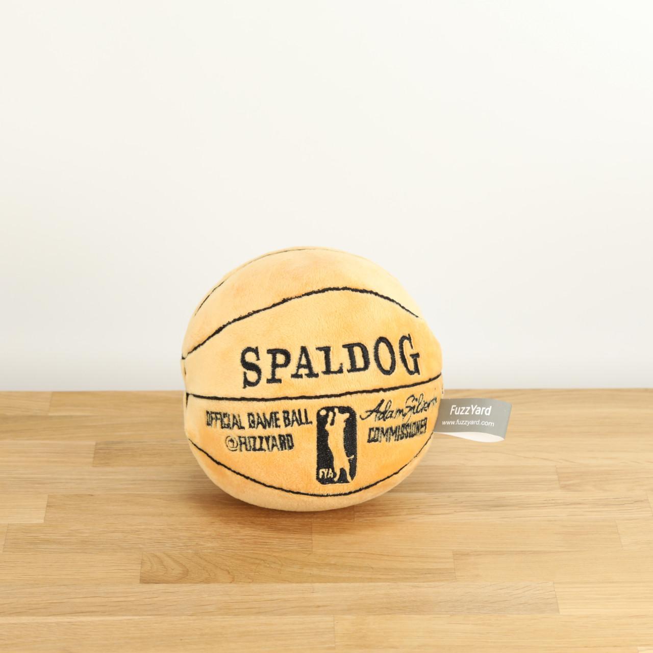Hundespielzeug Plüsch-Ball Spaldog