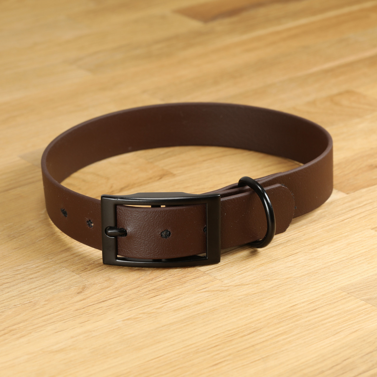 "Hundehalsband ""Lagos"" Biothane® Braun"