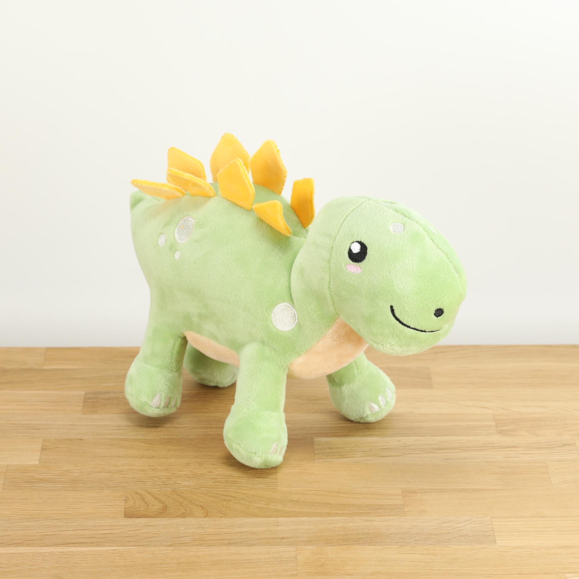 Hundespielzeug Dino Stannis, der Stegosaurus