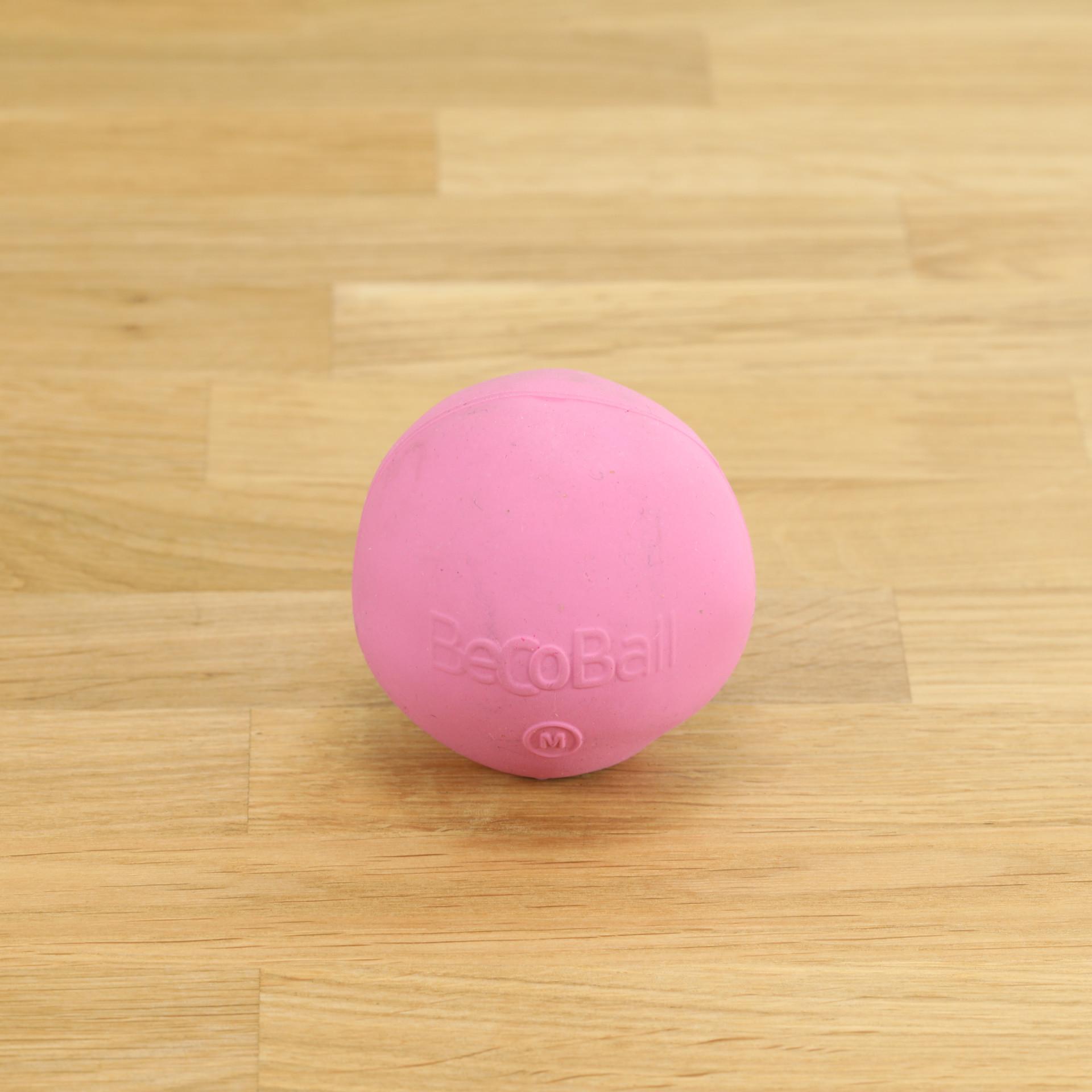 Naturkautschuk-Ball Pink