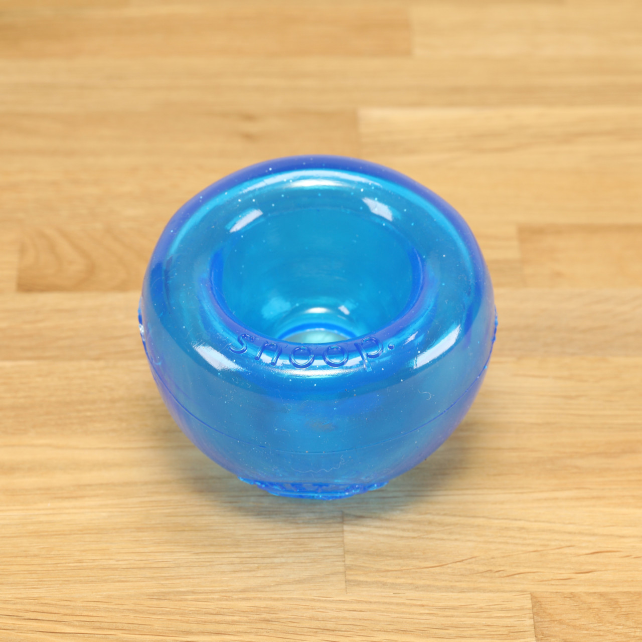 Hundespielzeug Ball Lil' Snoop royal blau