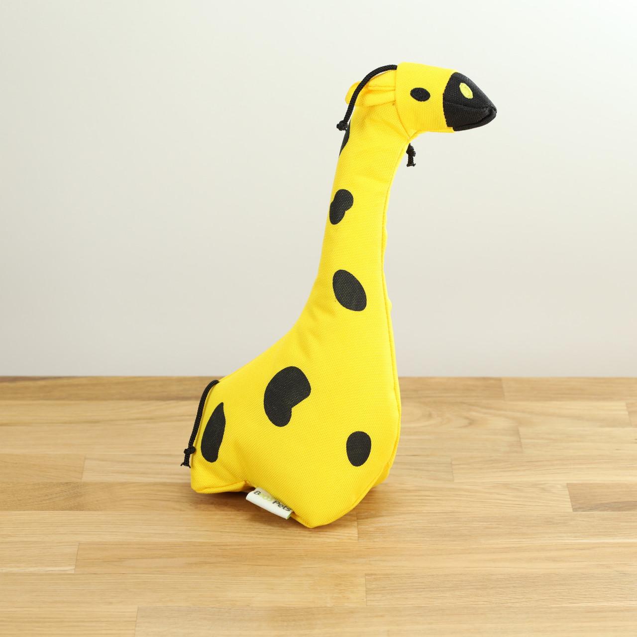 Hundespielzeug George, die Giraffe