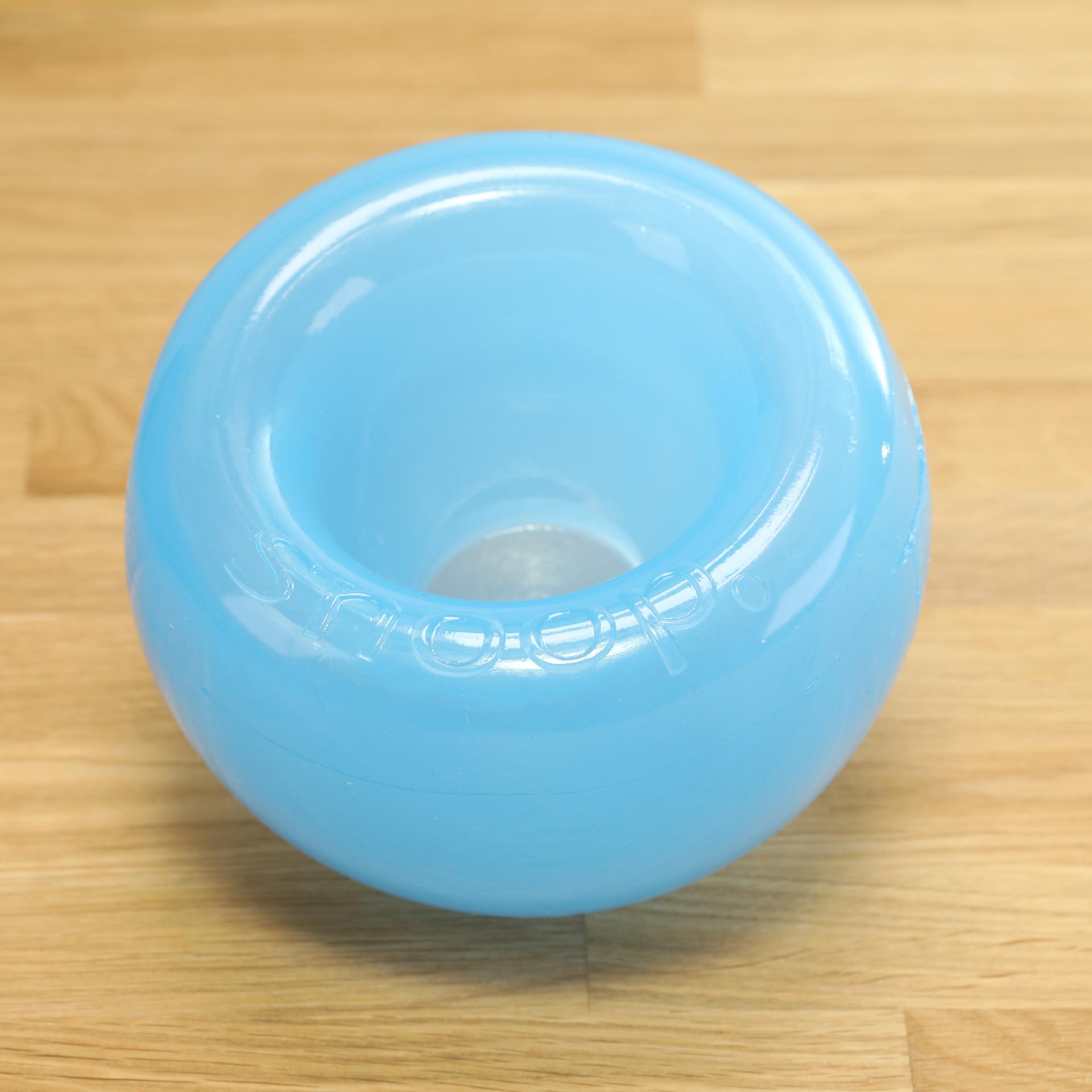 Hundespielzeug Ball Snoop blau