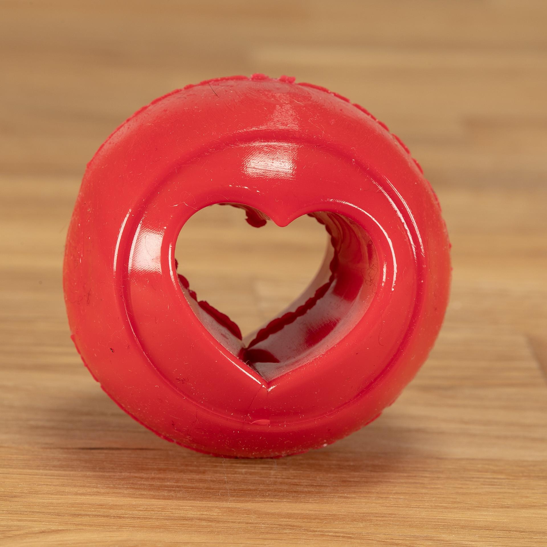 Hundespielzeug Ball Nook Heart