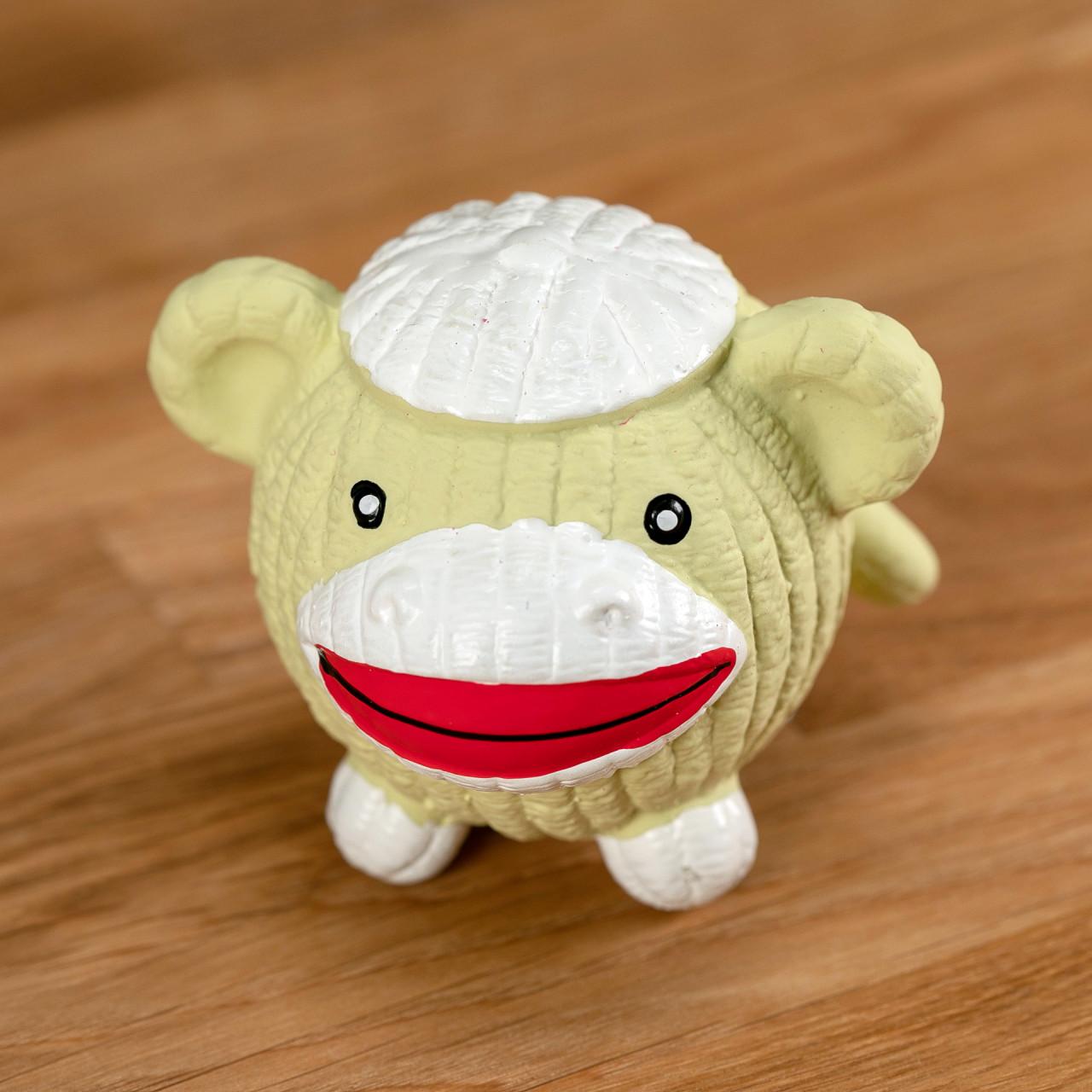 """Hundespielzeug Ball """"Herr Sock, der Affe"""""""