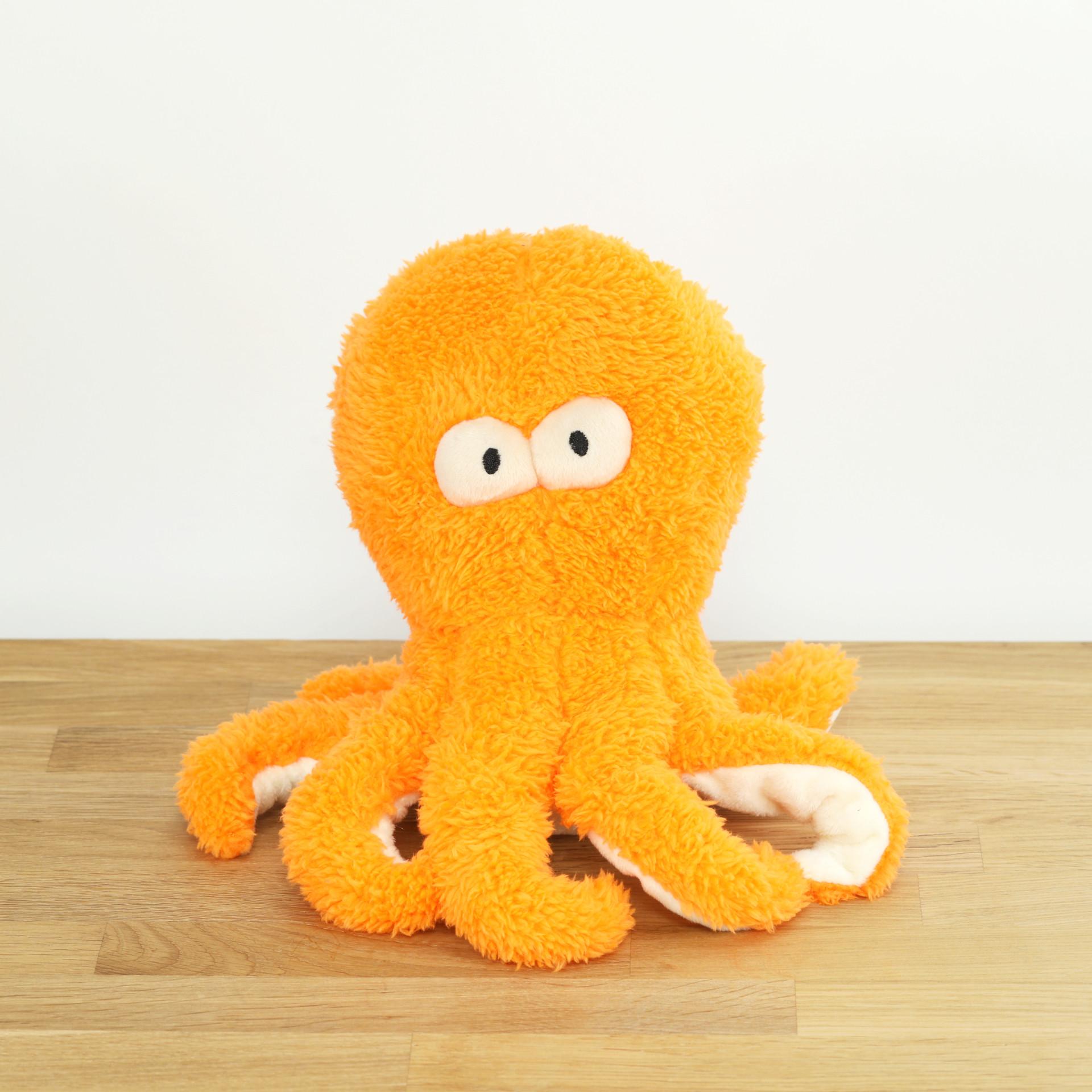Hundespielzeug Sir Legs a Lot, der Oktopus