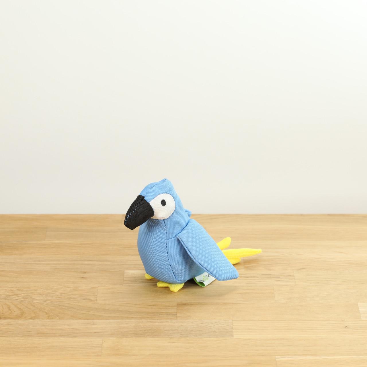 Hundespielzeug Lucy, der Papagei