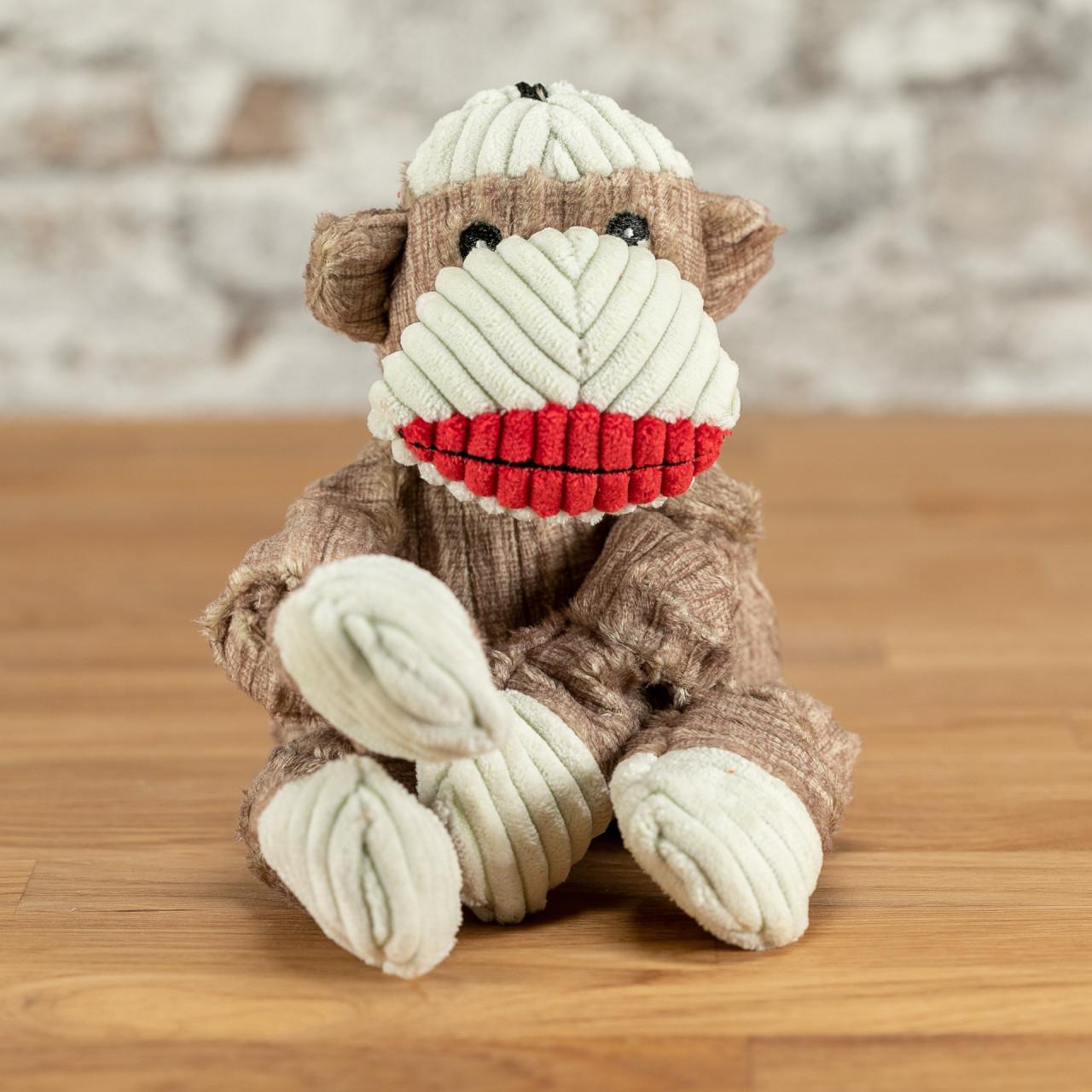 Hundespielzeug Herr Sock, der Affe