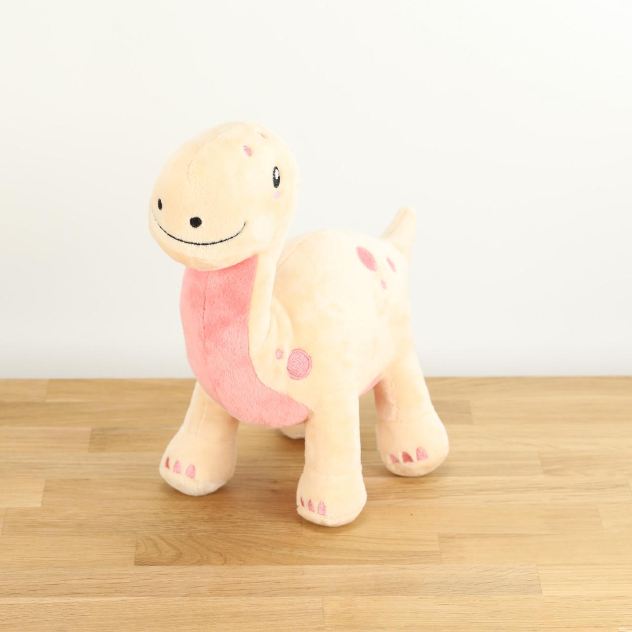 Hundespielzeug Dino Brienne, der Brontosaurus